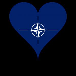 NATO heart